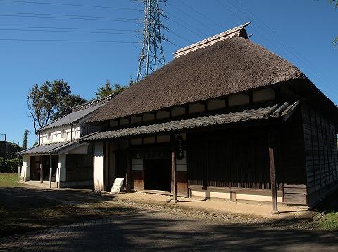 旧綿貫家住宅@浦和くらしの博物館民家園'20.10.25