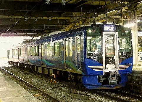 しなの鉄道SR1系@長野'20.8.8